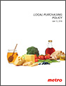 Local Purchasing Policy